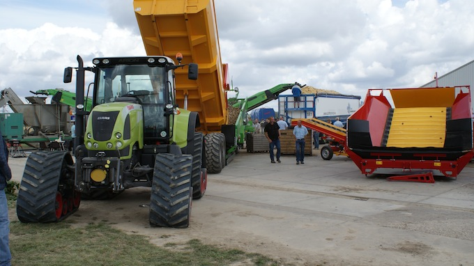 Aardappeldemodag Westmaas 2012 - 7