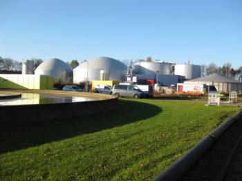 Fosfaat uit afvalwater in Echten