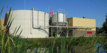 Fosfaat uit afvalwater Land van Cuijk