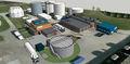 Waterschap Vallei en Veluwe realiseert energie- en kunstmest leverende rioolwaterzuivering in Amersfoort