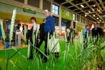 Nutrient Platform brengt gerecycled fosfaat 'aan de boer' op Grüne Woche