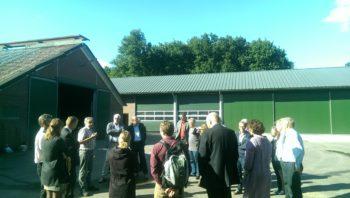 Succesvolle ledenbijeenkomst & bezoek aan Ecoferm