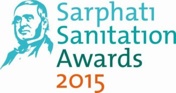 De Sarphati Sanitation Awards 2015 tijdens de AIWW