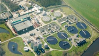 Phosphorus from wastewater in Amersfoort