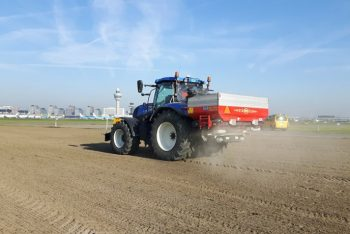 Phosphate recovery at Schiphol