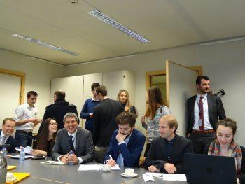 Veel belangstelling voor bijeenkomst met Europarlementariërs