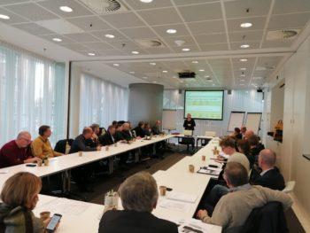 Ledenbijeenkomst 'Innovatie, beleid en regio' bij LNV