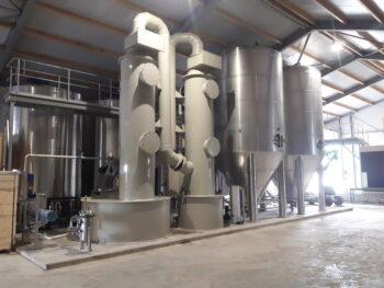 Nijhuis herwint ammonia sulfaat uit digestaat