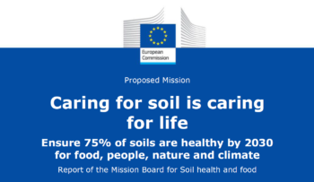 Definitieve versie Europese missie Soil Health & Food